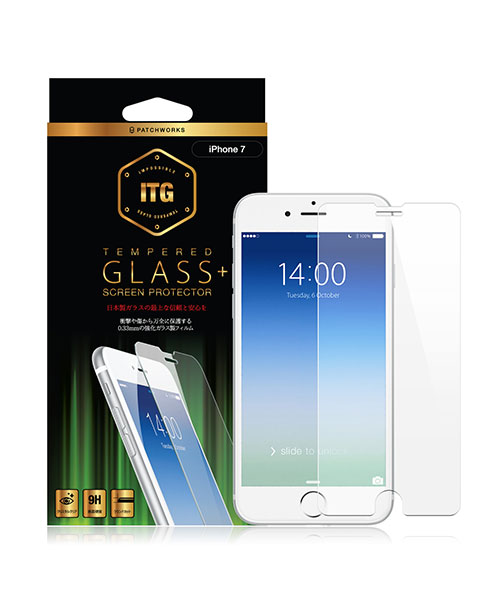 ITGPlus-Impossible Tempered Glass for iPhone7/8