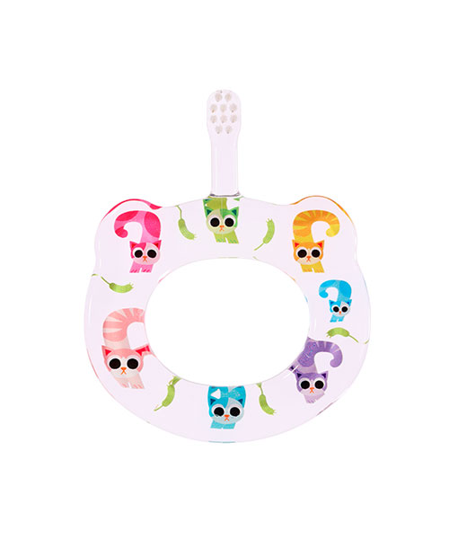 HAMICO BABY TOOTHBRUSH 12Animals