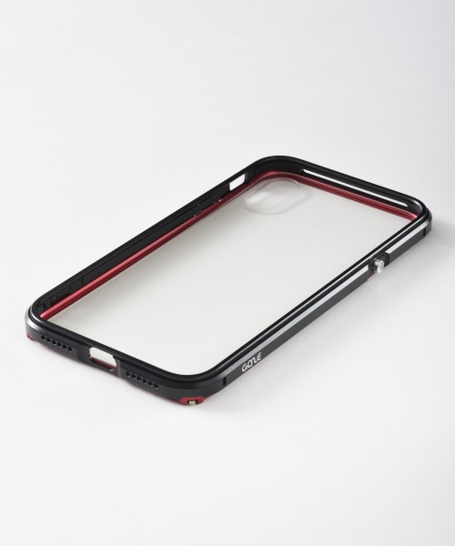GAZE iPhone X Aluminum Bumper Razor Fit