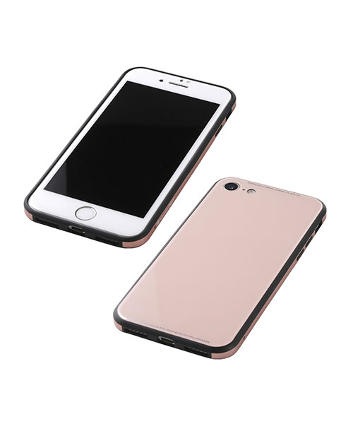 Glass&Aluminum&TPU Case UNIO iPhone8