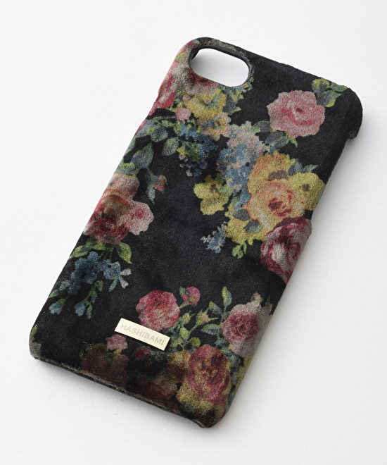 Flower Velvet iPhone Case