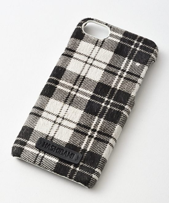 Twotoone Cawhair iPhone Case