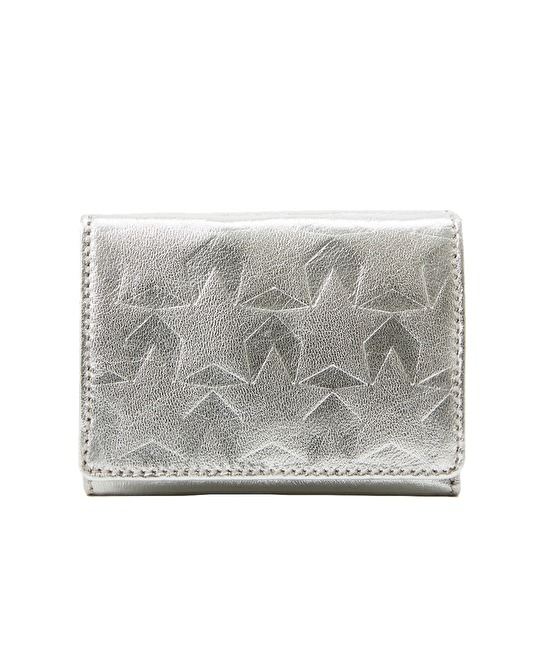 Hashibami Star Stamp Mini Wallet