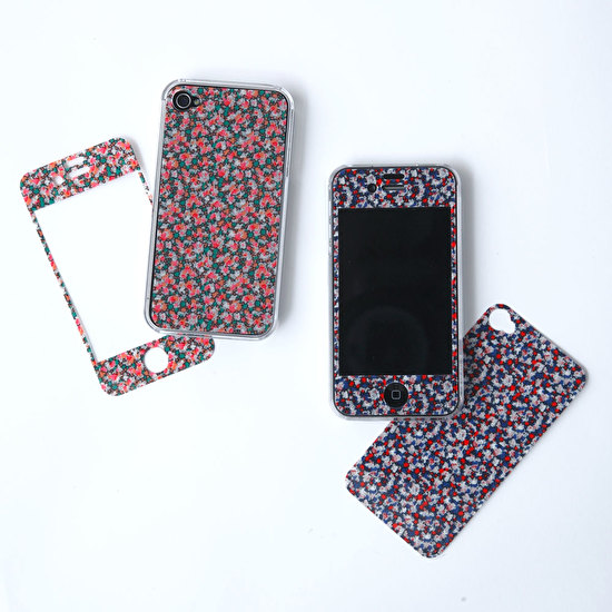 LIBERTY iPhone Sheets with Case PPR